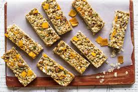 snack bar cuisine chili mango snack bars healthy nibbles bits