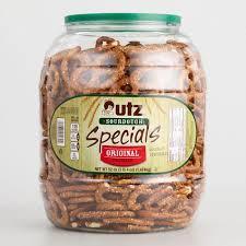 Utz Halloween Pretzel Treats Nutrition by Utz Sourdough Specials Pretzels World Market