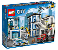 LEGO City: Police Station (60141) | Toy | At Mighty Ape NZ