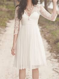 6 Rustic Wedding Dresses With Sleeves 5