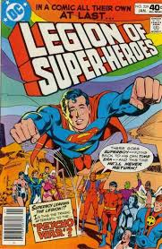 Undervalued Spotlight 227 Advertisement Legion Of Super Heroes