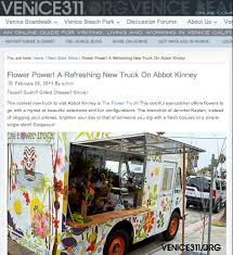 The Flower Truck In News