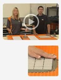 Ditra Xl Schluter Tile Underlayment by Schluter Ditra Underlayment Should Go Under Every New Tile Floor