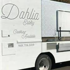 Dahlia Eatery - Orange County Food Trucks - Roaming Hunger
