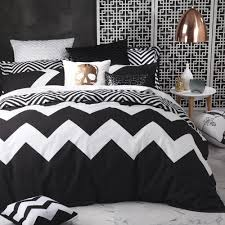 Bed Cover Sets by Marley Black Duvet Cover Set By Logan And Mason Commercial Supplies