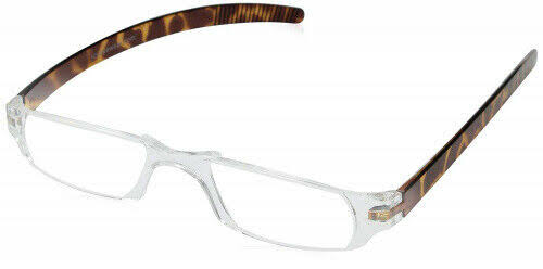 Dr. Dean Edell Slim Vision Reading Glasses - Tortoise