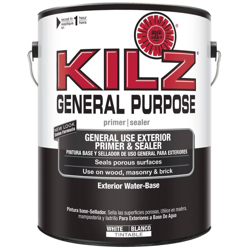 Kilz General Purpose Interior Primer and Sealer - 1 Gallon