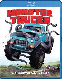 100 Moster Trucks Amazoncom Monster BDDigital HD Combo Bluray Lucas
