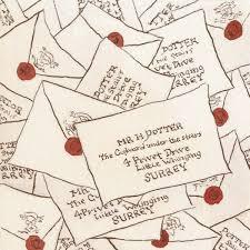 Harry Potters Hogwarts Acceptance Letter Tumblr