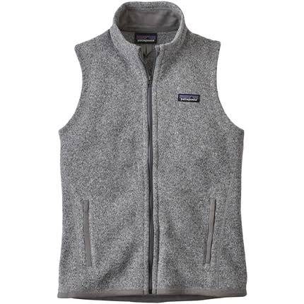 Patagonia Better Sweater Vest Women's, Birch White / S