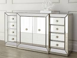 Sophia Mirrored Dining Room Buffet