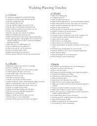 Image Of Wedding Planning Timeline Printable