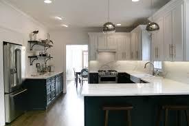 Backsplash Ideas For White Kitchens by Backsplash For Gray Cabinets Tags Wonderful Black And White