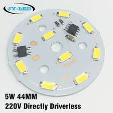 excellent quality 5w smd 5730 led bulb pcb ac 220v directly