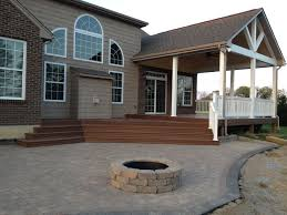 Patio And Deck Combo Ideas by 15 Deck Patio Combination Dayton Deck And Patio Combinations