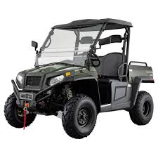 Vector 500 4WD 500cc Utility Vehicle-HDVector500GRE - The Home Depot