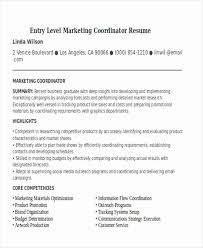 Real Estate Marketing Coordinator Resume Elegant 30 Simple Templates Pdf Doc