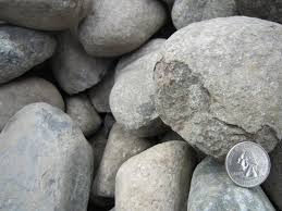 Dresser Trap Rock Boulders by Rocks