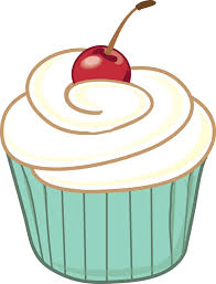 Clip Arts Related To Pink Cupcake Clipart