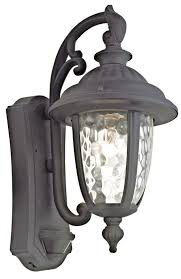 motion sensing outdoor light fixtures light fixtures