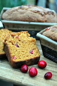 Libbys Pumpkin Bread Recipe Cranberry by Daily Homemade Simply Good Food