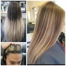 Jannet Arce Guerra Evil Hairdoer29 Of Supercuts San Diego CA Says This Client Came To Me Back In May 2017 She Was Blonde For Years And Had Been