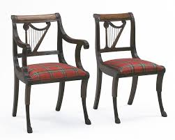 Lyre Back Chairs Antique by Federal Style Chairs U0026 Antique Reproduction Seating The Federalist