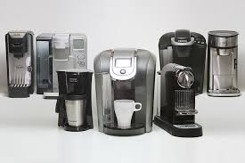 Group Of Coffee Makers