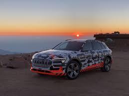 First Ride: Audi E-tron   Kelley Blue Book