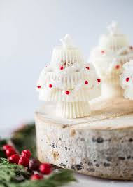Rice Krispie Christmas Trees White Chocolate by 35 Best Christmas Desserts Easy Recipes For Holiday Dessert Ideas