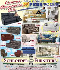 Braxton Culler Sofa Bed by Store Flyers Schroeder Furniture