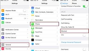 How To Block A Phone Number Your iPhone