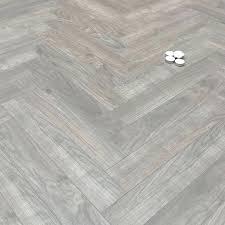 Light Grey Laminate Flooring Wood Luxury Prestige Herringbone Oak Floor Factory