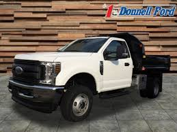 100 Ford F350 Dump Truck 2019 FORD Youngstown OH 5005858783 CommercialTradercom
