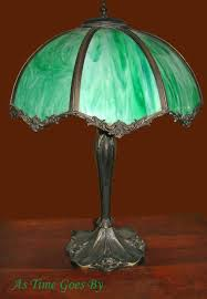 Green Bankers Lamp Shade Replacement by Table Lamps Green Glass Lamp Shade Brass Bankers Desk Lamp With
