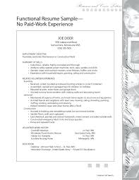 Resume Examples For Jobs With Little Experience Of Resumes Within ... Resume Job History Best 30 Sample No Experience Gallery Examples Of A With Inspiring How To Work Template For High School Student With Create A Successful Cvresume If You Have No Previous Job Experience For Printable Format College Cv Students Nuevo Freshman And Zromtk