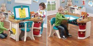 Step2 Art Easel Desk by Step2 Studio Art Desk Review Video Baby Gizmo