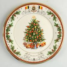 Lenox Christmas Trees Around The World Belgium