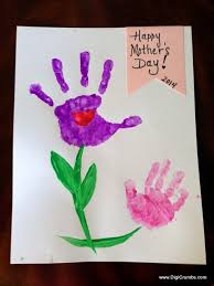 My Son Is A Pro At Making Handprint Art Projects Thanks To His PreSchool Teachers Who