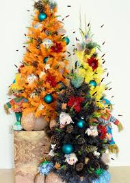 How To Decorate Trees For Fall