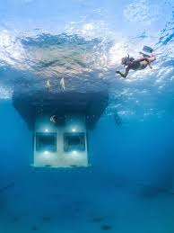 100 Water Discus Hotel Dubai The 8 Coolest Underwater S In The World Cond Nast