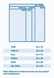 bed frame sizes chart best 25 bed size charts ideas on pinterest