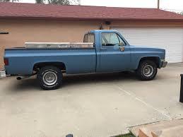 100 1987 Chevy Truck Scottsdale Dan A LMC Life