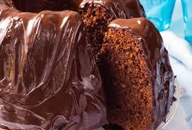 schokoladen ganache kuchen