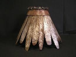 Image Of Unique Rustic Lamp Shades