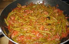 cuisiner des haricots verts haricots verts bolognaise recette dukan pl par zab31 recettes