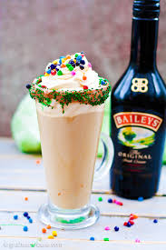 Baileys Pumpkin Spice by Mint Irish Latte A St Patrick U0027s Day Coffee Giraffes Can Bake