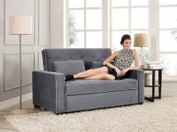 Serta Dream Convertible Sofa By Lifestyle Solutions by Augustine Full Lifestyle Solutions