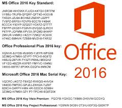 Microsoft fice 2016 Product Key and Activator it is created by