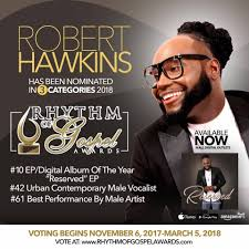 100 Robert Hawkins For Your Consideration ROBERT HAWKINS Nominated In Three 3